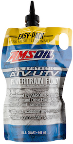 Synthetic ATV/UTV Powertrain Fluid