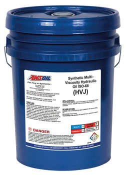 Synthetic HV Hydraulic Oil ISO 68 (HVJ)