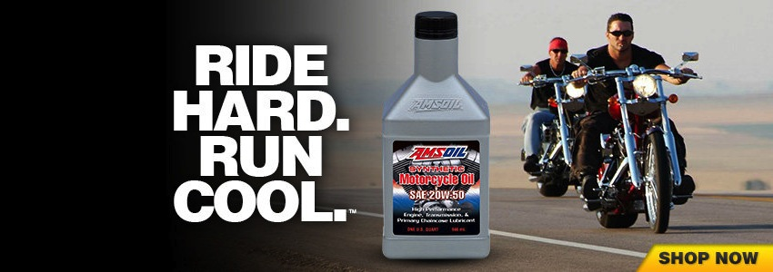 AMSOIL Motorcycle Products